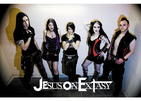 Jesus On Extasy