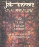 Job Karma - Live at Ambient 2002