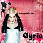 Ayria - My Revenge On The World