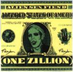 Alien Sex Fiend - The Altered States Of America (Live)   (CD)
