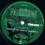 The Mission - Shades Of Green