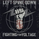Left Spine Down - Fighting for Voltage (CD)