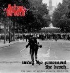 Action Directe - Under The Pavement, The Beach - The Best of Action Directe 2000-2006
