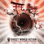 Various Artists - Direct World Action for Japan (2CD)