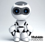 Modulate - Robots (CD)