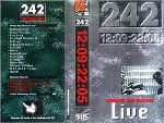 Front 242 - 12:09:22:05 Front By Front Live