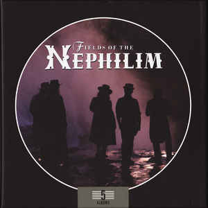 Fields of the Nephilim - Dawnrazor+The Nephilim+Elizium+Earth Inferno Box