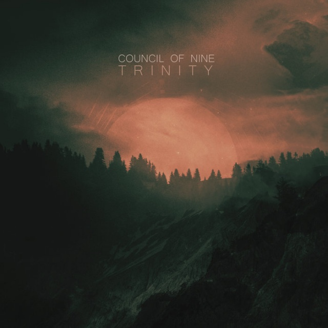 Council of Nine - Trinity (CD)