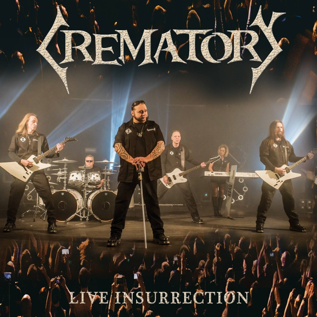 Crematory - Live Insurrection (CD+DVD)