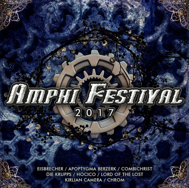 Various Artists - Amphi Festival 2017 (CD)