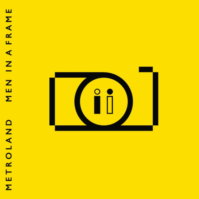 Metroland - Men In A Frame (CD)
