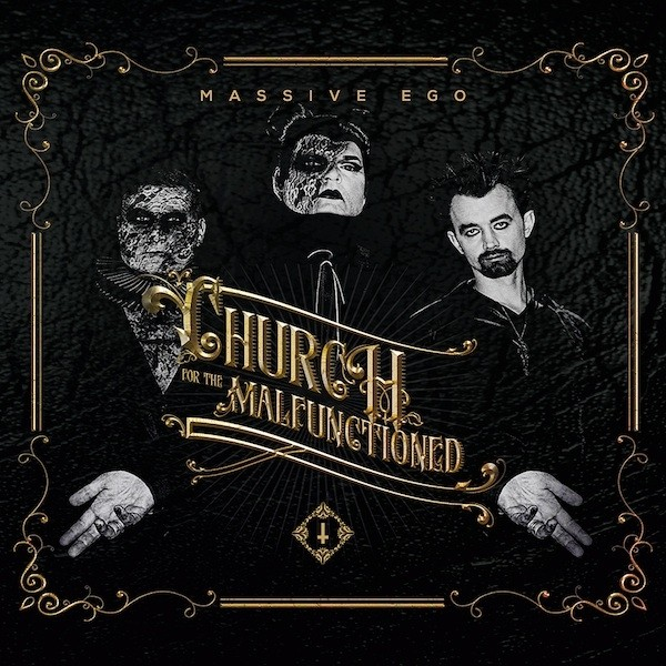 Massive Ego - Church For The Malfunctioned (2CD)