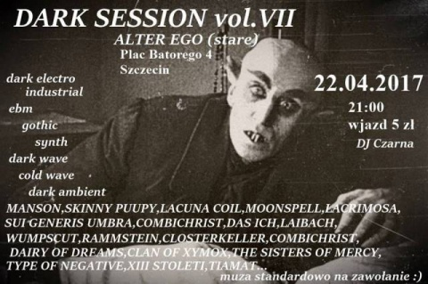 Dark Session Vol.VII - Szczecin, Alter Ego
