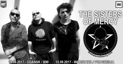 The Sisters Of Mercy + Support - Warsaw, Progresja