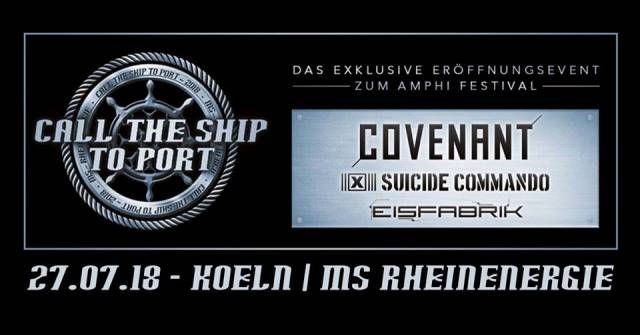 Call The Ship To Port 2018  - Cologne, MS RheinEnergie