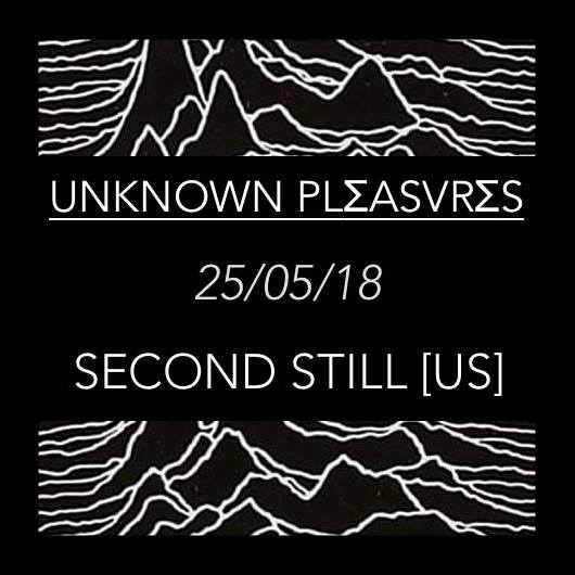 UNKNOWN PLΣASVRΣS - Second Still + support - , Klub ZEBRA Opole