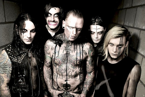 Combichrist / Night Club / Wednesday 13 - Warszawa, Proxima