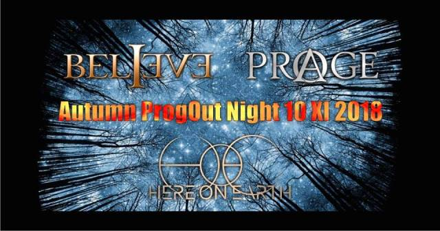 Autumn ProgOut Night 2018 - Dąbrowa Górnicza, ROCK OUT