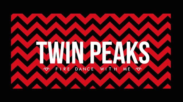 Twin Peaks Party / Fire Dance with Me 3  - Warsaw, Chmury