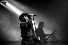 Fields Of The Nephilim + Closterkeller + Deathcamp Project