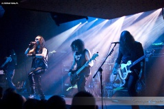 Moonspell + The Sixpounder + Carnal
