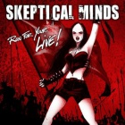 Skeptical Minds - Run for your Live cover revealed!