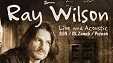 Ray Wilson 'Live & Acoustic' in Poznań