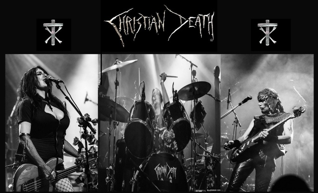 Christian Death announces forthcoming European Tour!