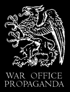 Interview with War Office Propaganda