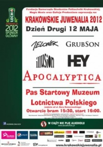 Apocalyptica and others at Czyżynalia
