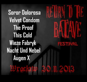 Return to the Bat Cave Festival