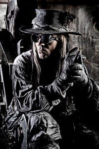 Fields Of The Nephilim in Cracow