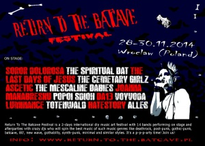 Return to the Batcave Festival 2014