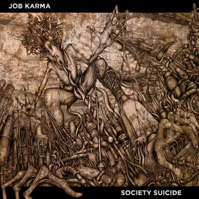 Job Karma - Society Suicide